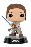 Star Wars - Episode VII - Rey (Battle Pose) POP Vinyl Figure