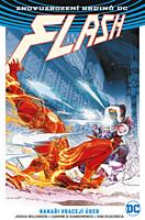 Znovuzrození hrdinů DC - Flash 3: Ranaři vracejí úder