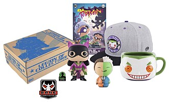 DC - Legion of Collectors Box - Batman Villains