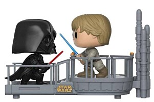 Star Wars - Cloud City Duel Movie Moments Exclusive POP Vinyl Figure