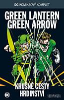 DC Komiksový komplet 058: Green Lantern / Green Arrow - Krušné cesty hrdinství