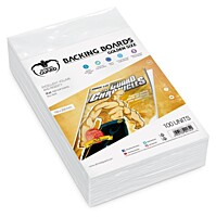 Comic Backing Boards - Golden Size (193 x 266 mm) (100 ks) Ultimate Guard