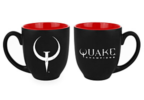 Quake Champions - Hrnek Logo Two-Color