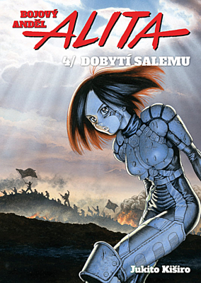 Bojový anděl Alita 4: Dobytí Salemu