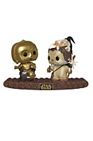 Star Wars - Encounter on Endor Movie Moments POP Vinyl Bobble-Head Figure