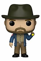 Stranger Things - Hopper with Flashlight POP Vinyl Figure