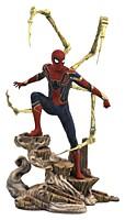 Avengers: Infinity War - Iron Spider-Man Marvel Movie Gallery PVC Statue 23 cm