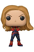 Avengers: Endgame - Captain Marvel POP Vinyl Bobble-Head Figure
