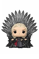 Game of Thrones - Daenerys Sitting on Iron Throne POP Vinyl Figure