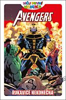 Avengers: Rukavice nekonečna (Můj první komiks 1)