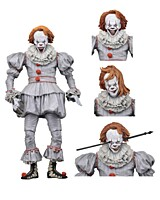 It (To) - Pennywise 2017 (Well House) Ultimate Action Figure 18 cm (45467)