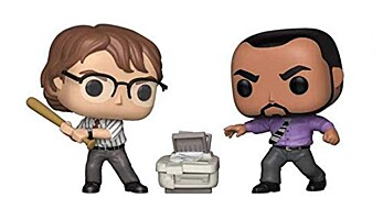 Office Space - Samir and Michael 2-pack ECCC 2019 Exclusive Limited POP Vinyl Figure
