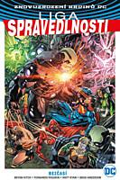Znovuzrození hrdinů DC - Liga spravedlnosti 3: Bezčasí