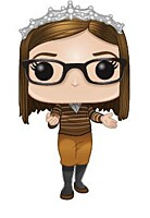 Big Bang Theory - Amy Farrah Fowler POP Vinyl Figure