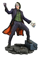 Dark Knight - Joker DC Movie Gallery PVC Statue 23 cm