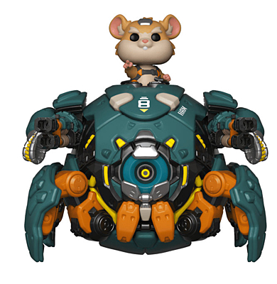 Overwatch - Wrecking Ball POP Vinyl Figure