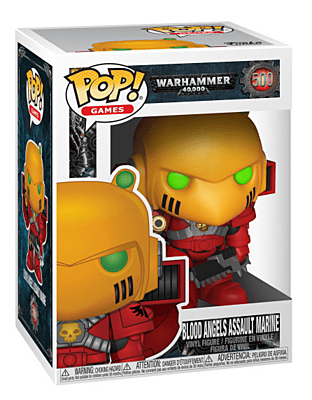 Warhammer 40000 - Blood Angels Assault Marine POP Vinyl Figure