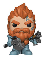 Warhammer 40000 - Space Wolves Pack Leader POP Vinyl Figure