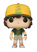 Stranger Things - Dustin (At Camp) POP Vinyl Figure
