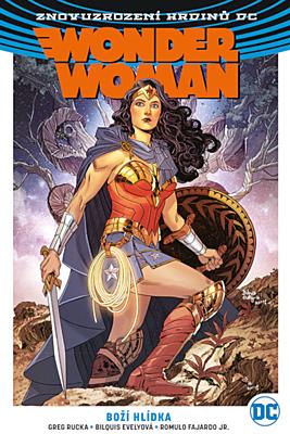 Znovuzrození hrdinů DC - Wonder Woman 4: Boží hlídka