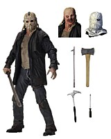 Friday the 13th - Jason (2009) Ultimate Action Figure (39720)