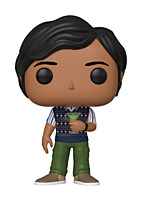 Big Bang Theory - Raj Koothrappali POP Vinyl Figure