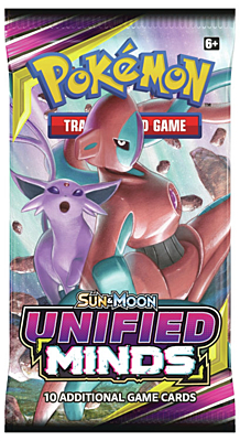 Pokémon: Sun and Moon #11 - Unified Minds Booster