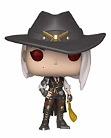 Overwatch - Ashe POP Vinyl Figure