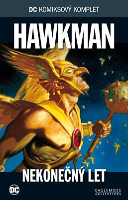 DC Komiksový komplet 070: Hawkman - Nekonečný let