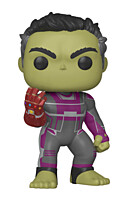 Avengers: Endgame - Hulk Super Sized POP Vinyl Bobble-Head Figure