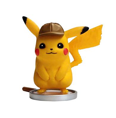 Pokémon: Detective Pikachu On the Case Figure Collection