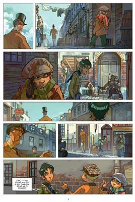 Čtyřka z Baker Street 1: Případ U Modré záclonky