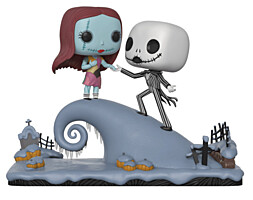 Nightmare Before Christmas - Under The Moonlight Movie Moments POP Vinyl Figure