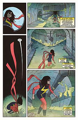 Ms. Marvel: Generace Proč