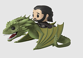 Game of Thrones - Jon Snow with Rhaegal POP Vinyl Figure