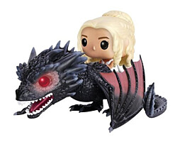 Game of Thrones - Daenerys with Drogon POP Vinyl Figure