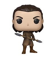 Game of Thrones - Arya Stark (with Two Headed Spear) POP Vinyl Figure