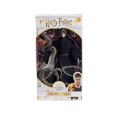Harry Potter and the Deathly Hallows, part 2 - Lord Voldemort Action Figure 18 cm