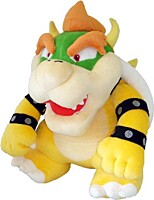 Super Mario - Plyšák Bowser 41 cm