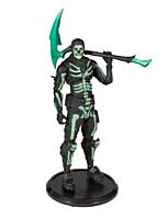 Fortnite - Skull Trooper (Green Glow in the Dark) Walgreens Exclusive Action Figure 18 cm