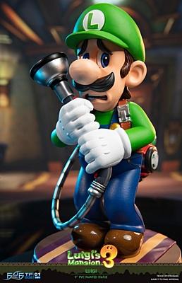 Luigi's Mansion 3 - Luigi PVC Statue 23 cm
