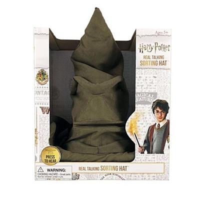 Harry Potter - Moudrý klobouk (Sorting Hat) 43 cm Interaktivní mluvící verze