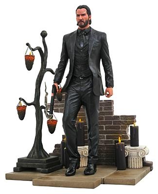John Wick 2 - John Wick PVC Statue 23 cm