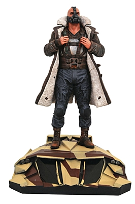 Dark Knight Rises - Bane DC Movie Gallery PVC Statue 30 cm