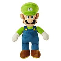 Super Mario - Jumbo plyšák Luigi 50 cm