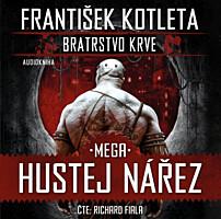 Bratrstvo krve 3: Mega hustej nářez (MP3 CD)