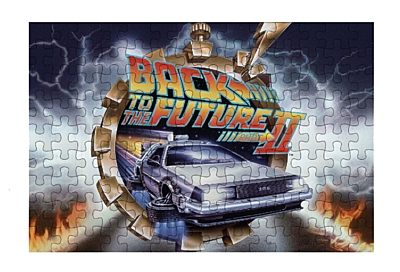 Back to the Future 2 - BTFF Puzzle