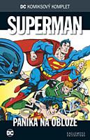 DC Komiksový komplet 085: Superman - Panika na obloze