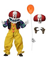 It (To) - Pennywise 1990 Retro Action Figure 20 cm (45472)