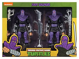 Teenage Mutant Ninja Turtles (TMNT) - Foot Soldiers Action Figure (54101)